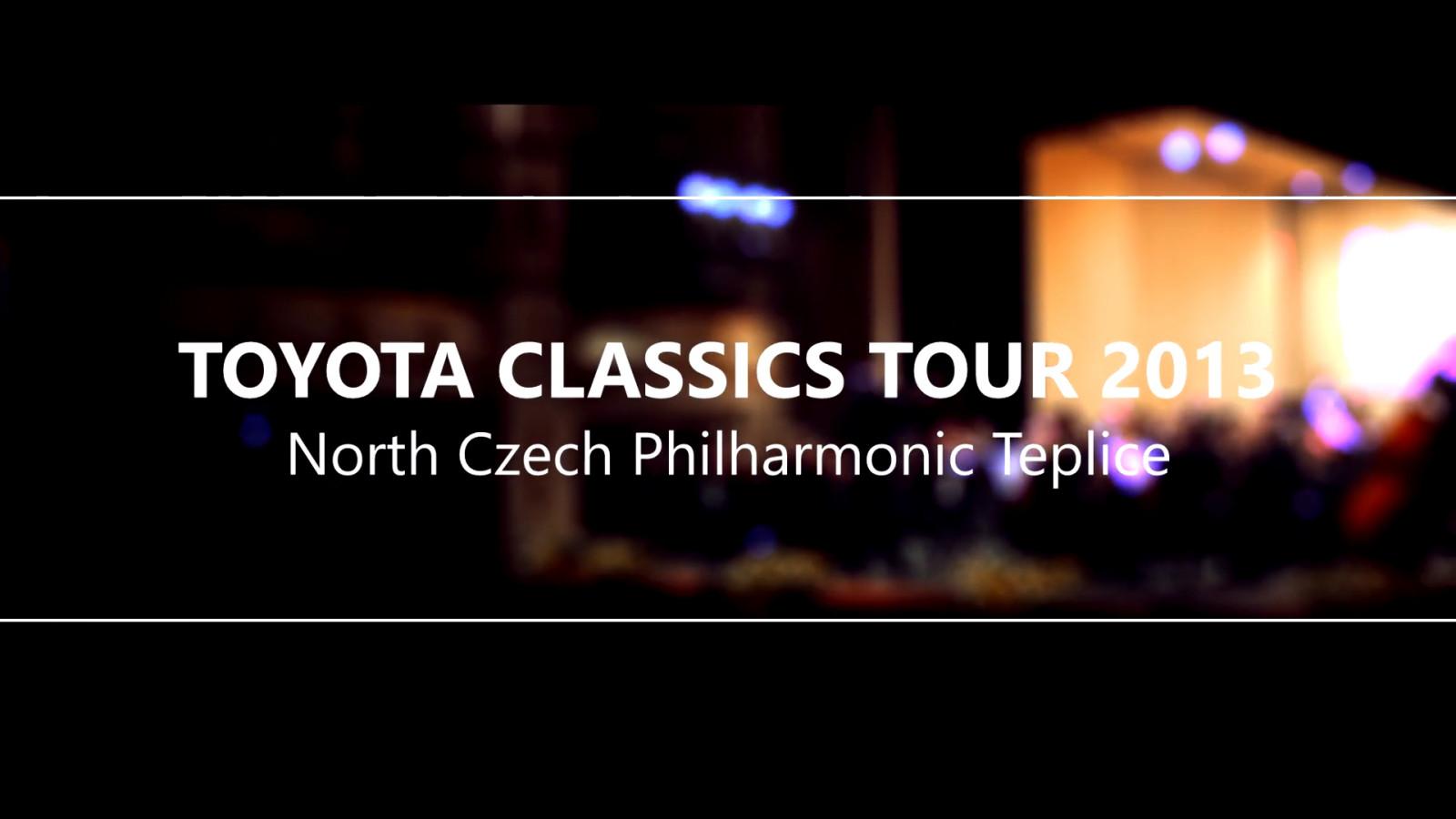 Toyota classic tour Asia 2013